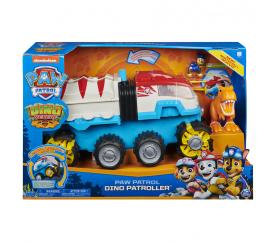 Tlapková patrola dino velký terénní náklaďák
