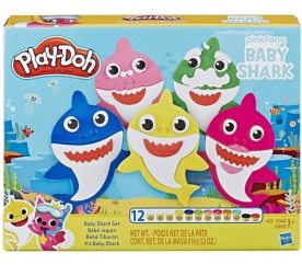 Play-Doh Sada Baby Shark