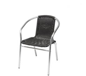 Linder Exclusive Krzesło ogrodowe rattanowe Bistro MC4601