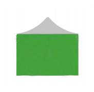 Aga oldalfal PARTY 2x2 m Green