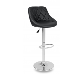Aga Barová stolička Black