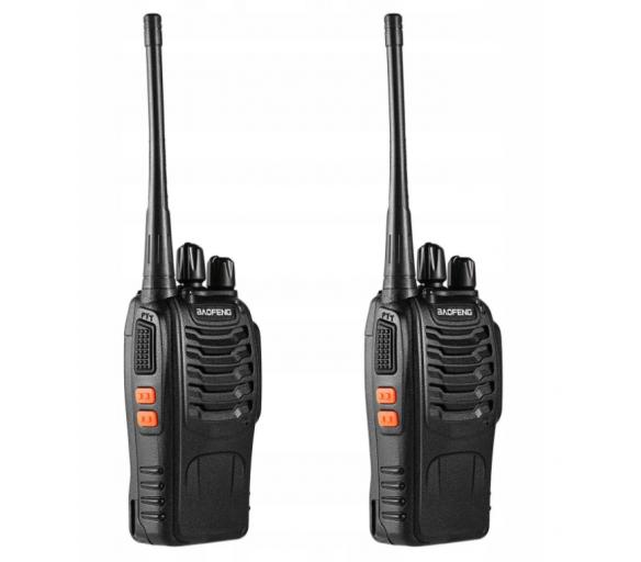 Baofeng Radiotelefon, krótkofalówka BF-888S 2 szt.