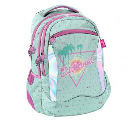 Paso Školní batoh Barbie California
