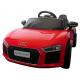 R-Sport Elektrické autíčko AUDI R8 Červené