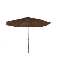 AGA CLASSIC 300 cm Dark Brown napernyő