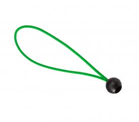 Aga gumička na fitness trampolínu Green