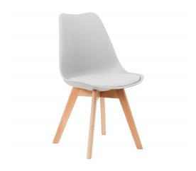 Aga Jedálenská stolička MR2035 Sivá
