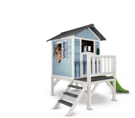 Axi Hrací domček LODGE-XL Blue