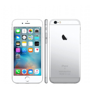 Apple iPhone 6S 64GB Silver Kategoria: B