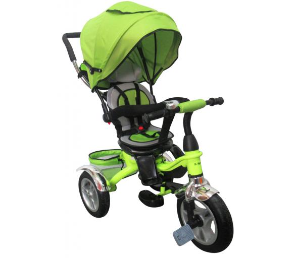 R-Sport Multifunkční tříkolka 3v1 T3 Green