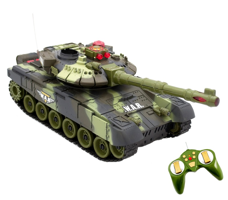 Aga RC Tank WAR 9993 1:36
