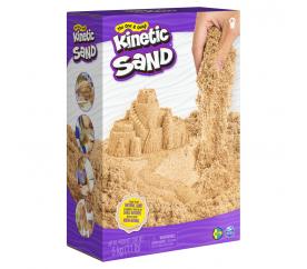Kinetic sand 5 kg hnědého tekutého písku