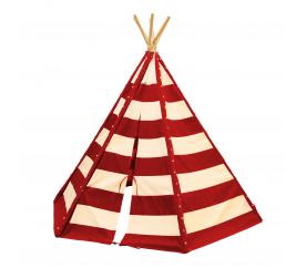 Axi Dětské týpí Tent Lumo Red