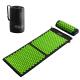4FIZJO Mata do akupresury z poduszką Green ACM11