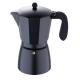 Konvice na espresso, 12 šálků, černá - BERGNER