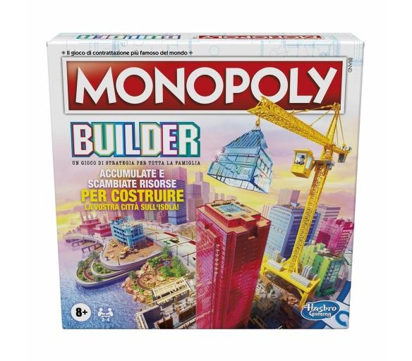 Monopoly stavitelé