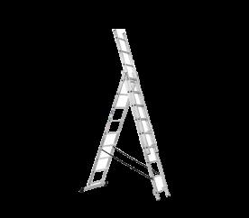 Höher Žebřík 3x6
