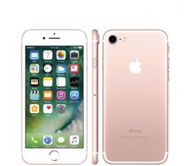 Apple iPhone 7 128GB Rose Gold Kategorie: B
