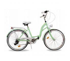 """Goetze Alice női kerékpár 28"""" Pisztácia"""