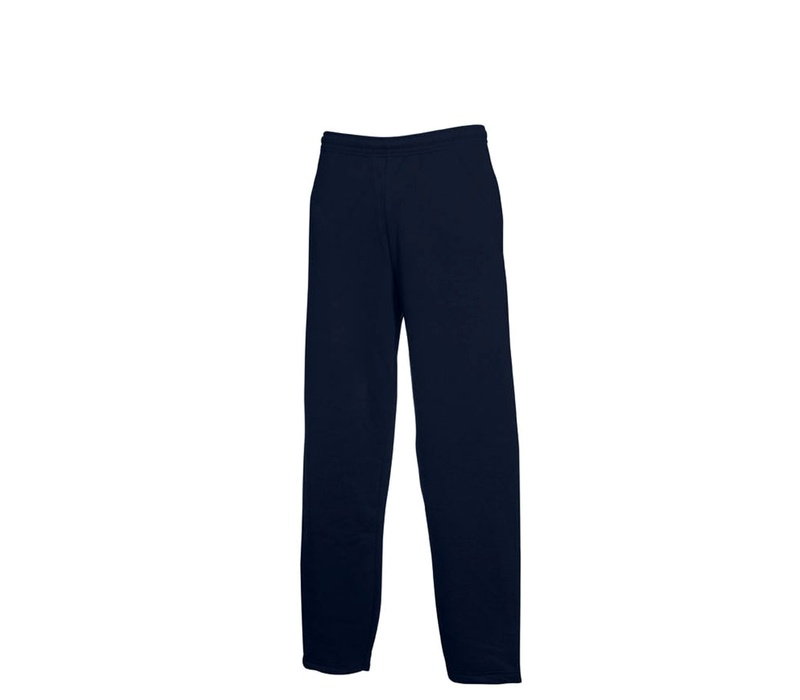 Fruit Of The Loom OPEN HEM JOG PANTS Deep Navy