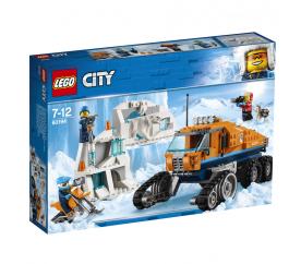 Lego City Průzkumné polární vozidlo