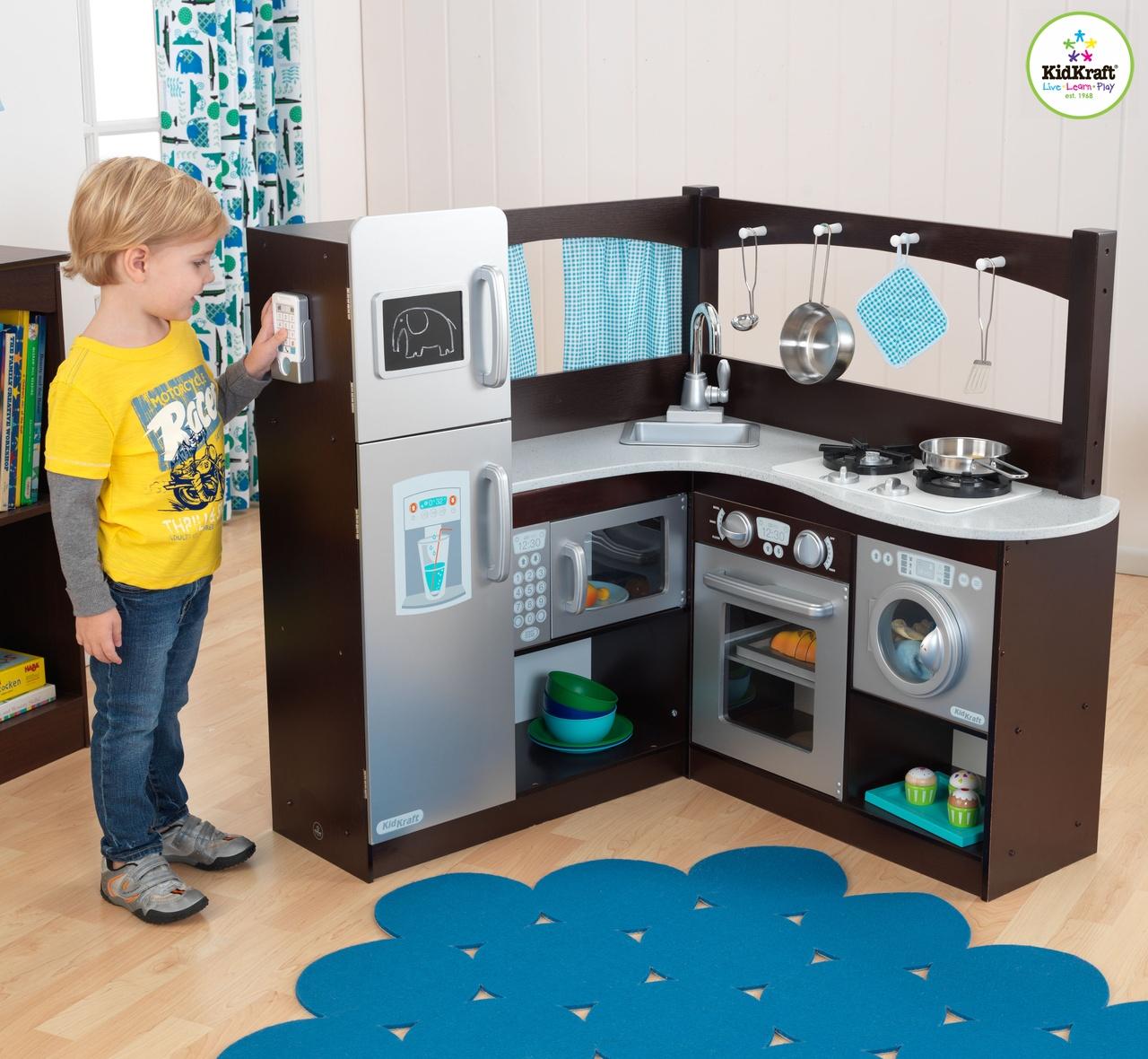 KinderkUche Holz Waschmaschine ~ Úvod Dětské zboží a hračky > Kuchyňky > KidKraft Kuchyňka