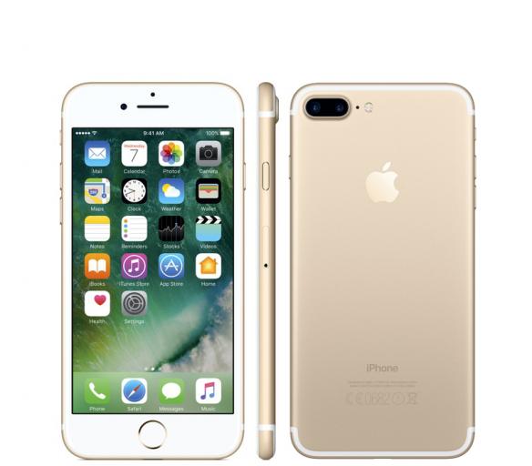 Apple iPhone 7 Plus 128GB Gold Kategorie: A