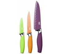 Sada 3 nožů se speciálním povrchem - Barevná - LMS23BS7 - Taylors Eye Witness