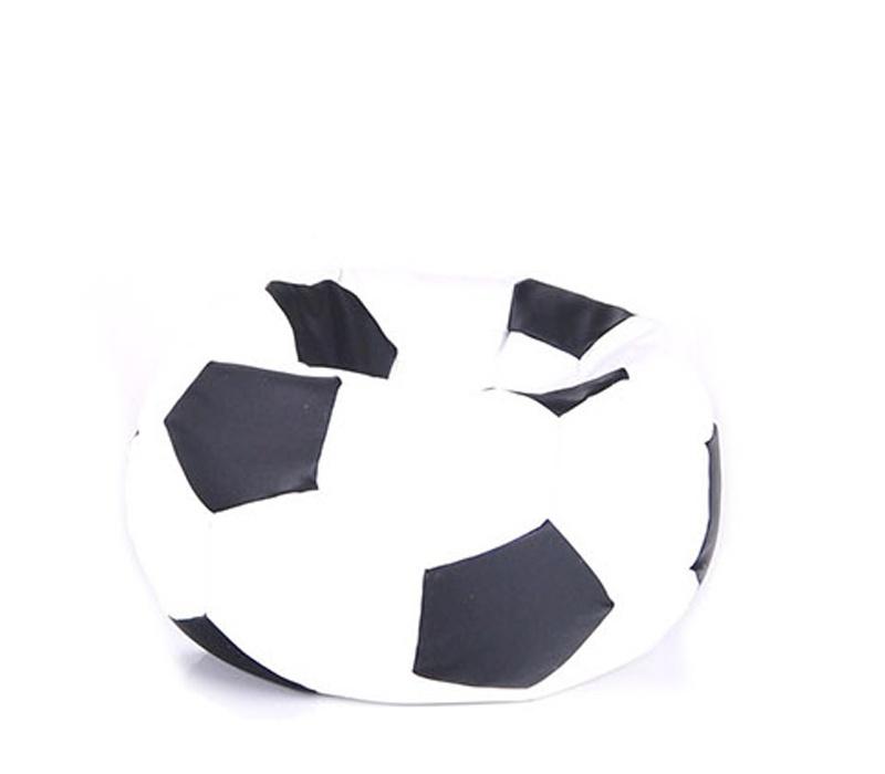 Aga Sedací vak BALL Farba: Biela - Čierna