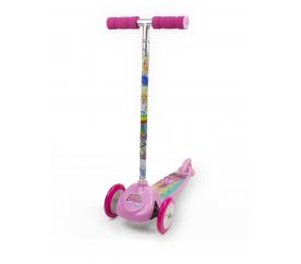 Darpeje Barbie Dětská třikolová koloběžka OBBD199
