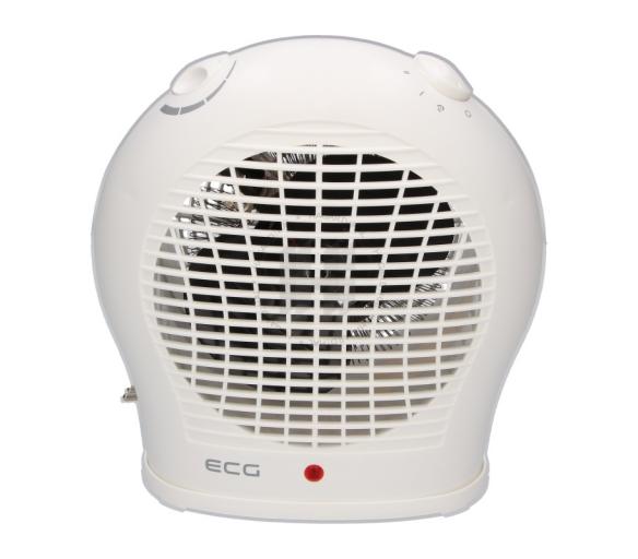 Teplovzdušný ventilátor ECGTV30- bílý - ECG