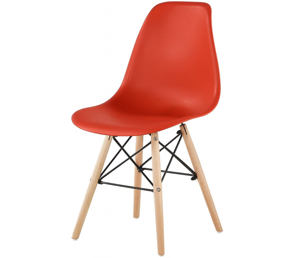 Aga Jídelní židle Red