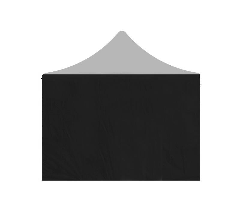 Aga Bočnice k altánu 3x3 m Black