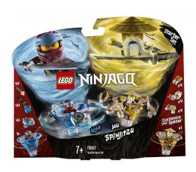 Lego Ninjago Spinjitzu Nya a Wu