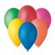 Aga4Kids Kulatý latexový balónek s LED diodou MIX 25 cm