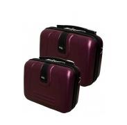 RGLUtazási kozmetikai bőröndök 910 Xl,L Burgundy