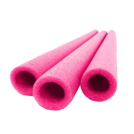 Aga Pěnová ochrana na trampolínové tyče 90 cm Pink
