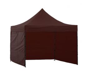 Aga sátor 3S 3x3 m Brown