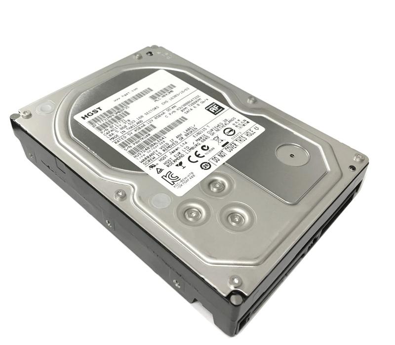Hitachi Ultrastar Pevný disk 7K4000 HUS724030ALE641 3TB 64MB