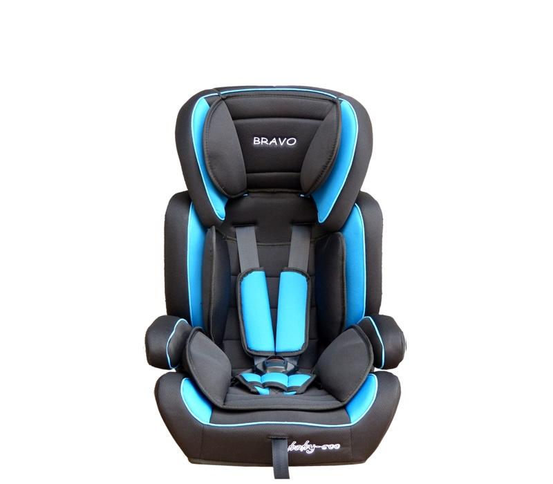 Baby Coo autosedačka BRAVO 2018 Black Blue