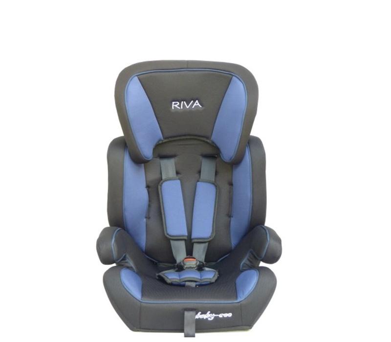 Baby Coo autosedačka RIVA 2018 Black Dark Blue
