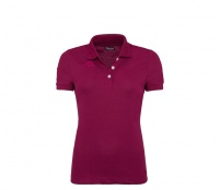 Kappa Polo LIFE Purple Plum Fuchsia