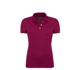 Kappa Koszulka Polo LIFE Purple Plum Fuchsia