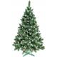 Aga Vianočný stromček 160 cm s šiškami
