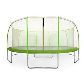 Aga SPORT FIT Trampolína 430 cm Light Green + vnitřní ochranná síť