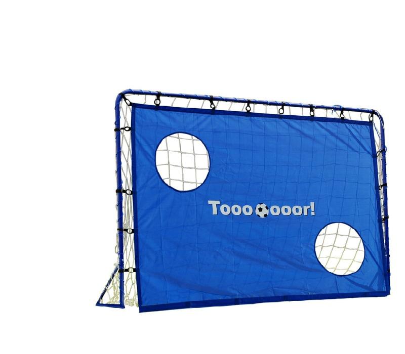 Hudora Fotbalová branka KICK IT S GOAL WALL