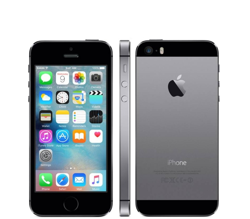 Apple iPhone 5S 32GB Grey Kategorie: B