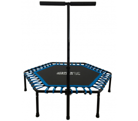 Olympic Sport Fit FITNESS Trambulin 130 cm Blue + kapaszkodó