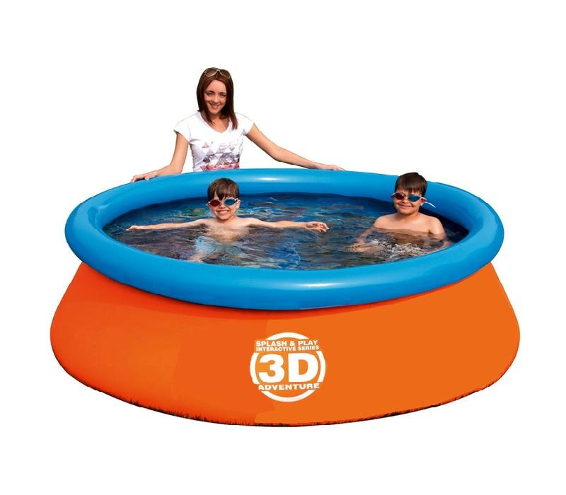 Bestway Splash & Play 3D 2,13 x 0,66 m 57244