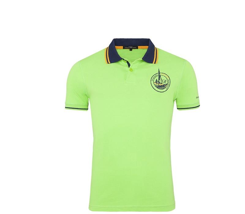 GF Ferre Polokošile Light Green (X819)